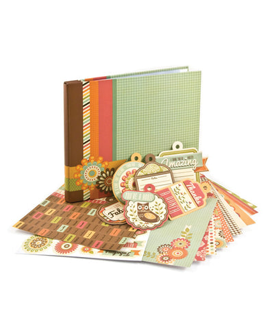 8x8 Post Album Kit / Kit para Armar Album - Hobbees - 2