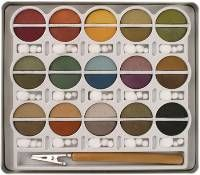 Chalk Set Earth Tones / Set de Gises Colores Tierra