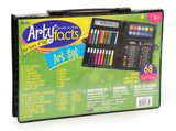 Artyfacts Portable Art Studio 68 Pieces - Hobbees - 2