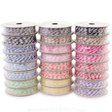 Bakers Twine Ribbon Spools /  24 Carretes de Hilo - Hobbees - 11