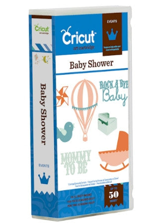 Baby Shower Cartridge / Cartucho Baby Shower - Hobbees - 4