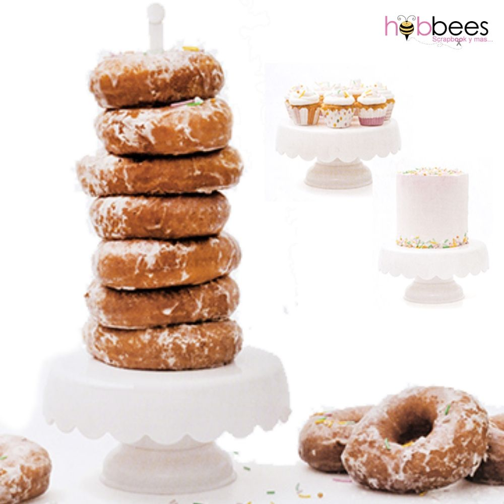 Mini Magic Sweet Stand / Base Mágica Para Donas y Postres