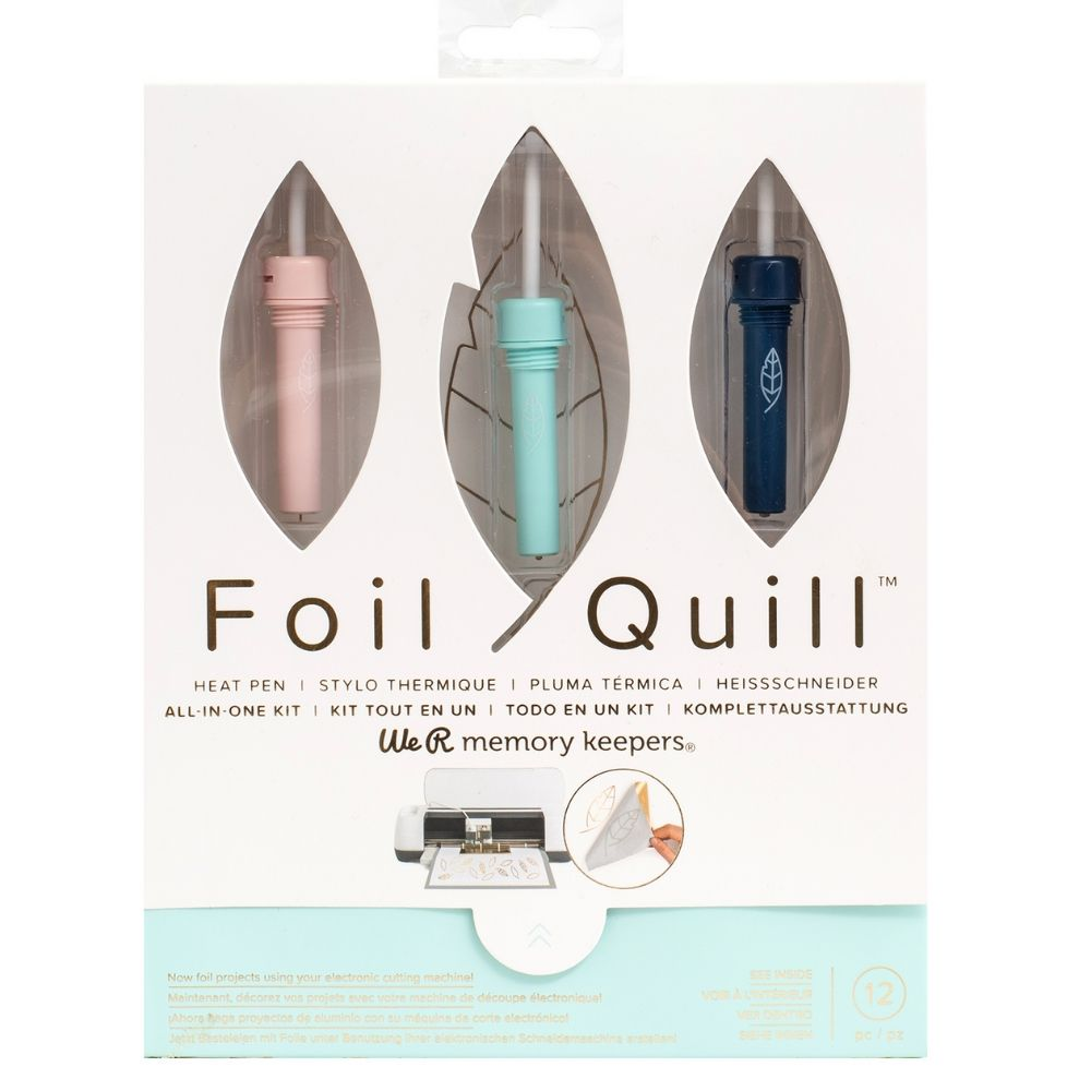 Foil Quill Allin One Kit / Kit para Laminar con Plotters
