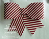 Suajes de Corte de Moños / Beautiful Bows Dies - Hobbees - 6