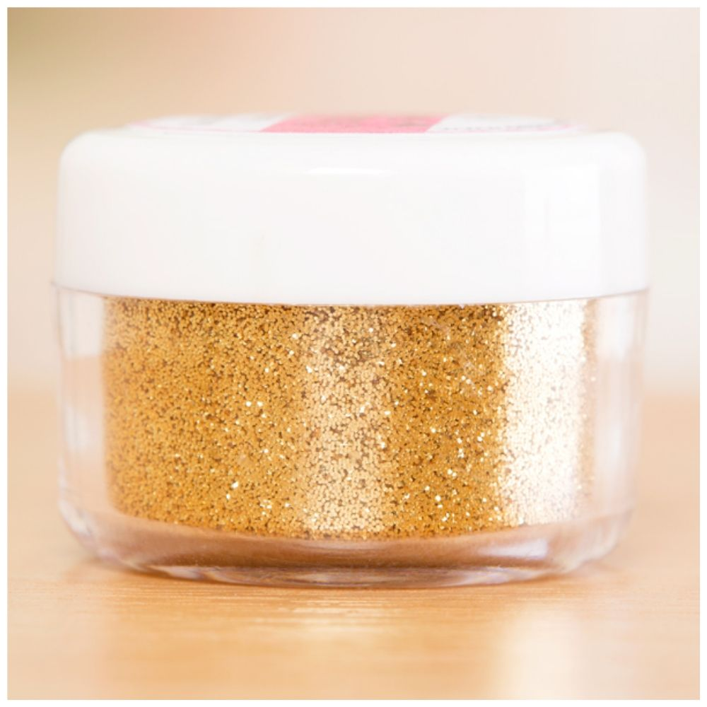 Stardust Glitter Golden Treasure / Diamantina Dorado