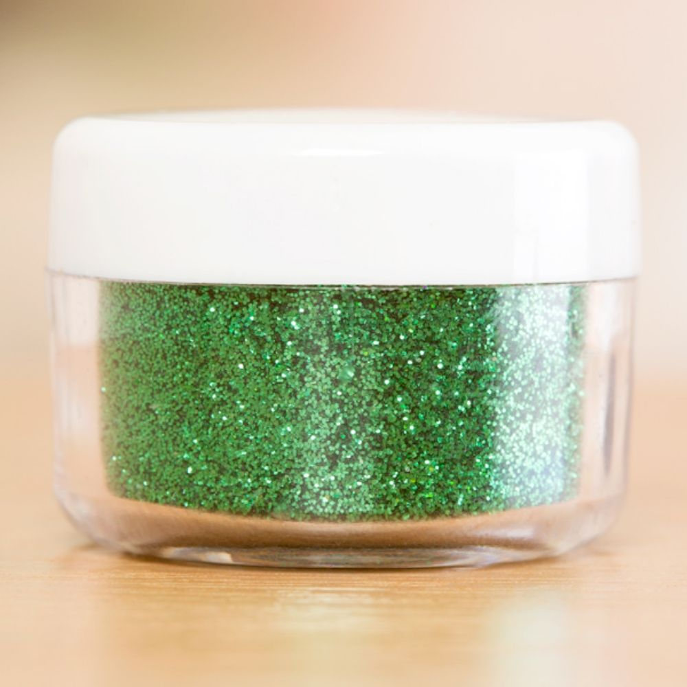 Stardust Glitter Green Dreams / Diamantina Verde