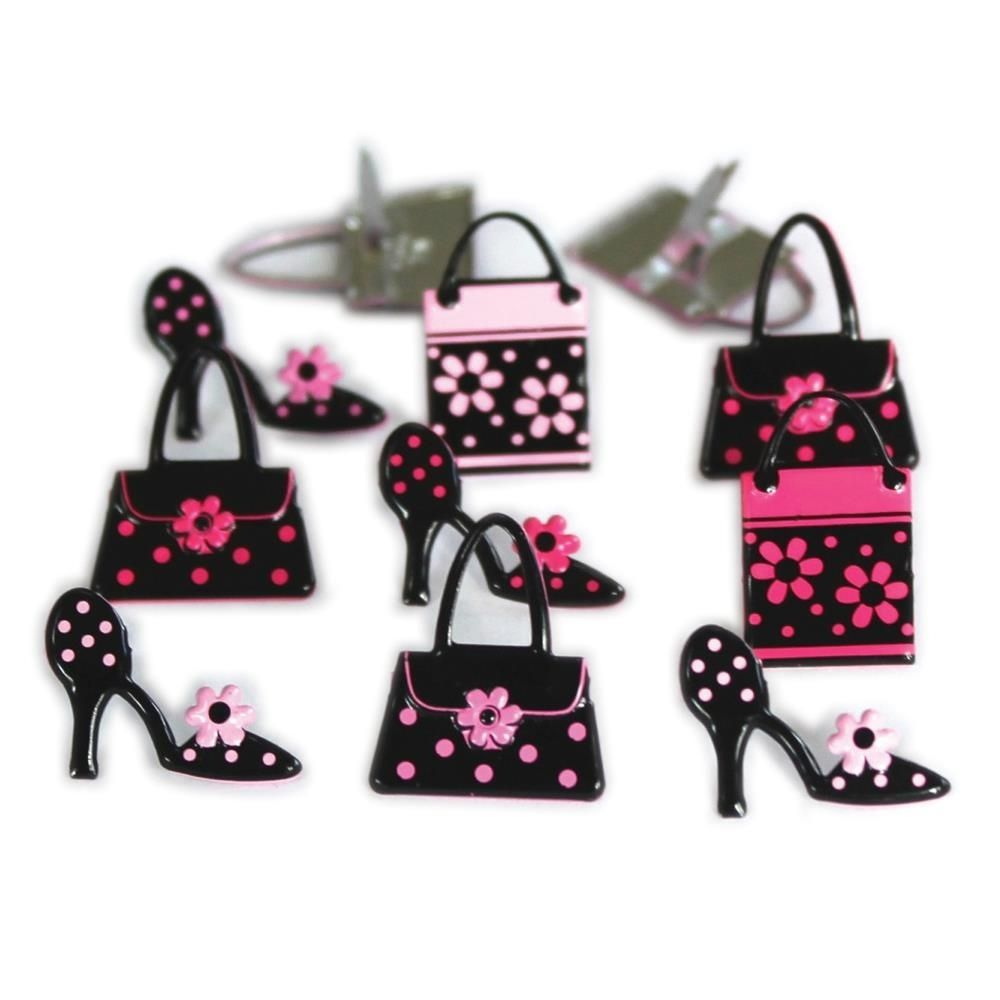 Purses & Shoes Brads / Brads de Zapatillas y Bolsas