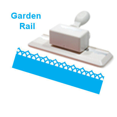 Garden Rail Edge Punch / Perforadora de Orillas Enrejado - Hobbees - 1