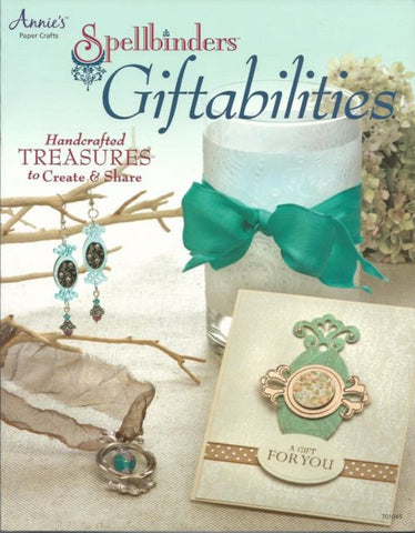 Giftabilities Book / Libro de Manualidades - Hobbees