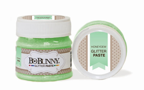 Honeydew Glitter Paste / Pasta Brillante Verde