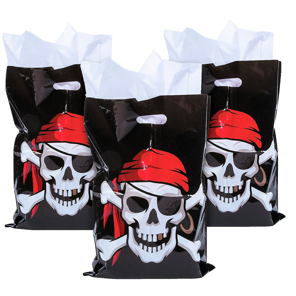 Large Pirate Bags / 25 Bolsas Grandes de Pirata