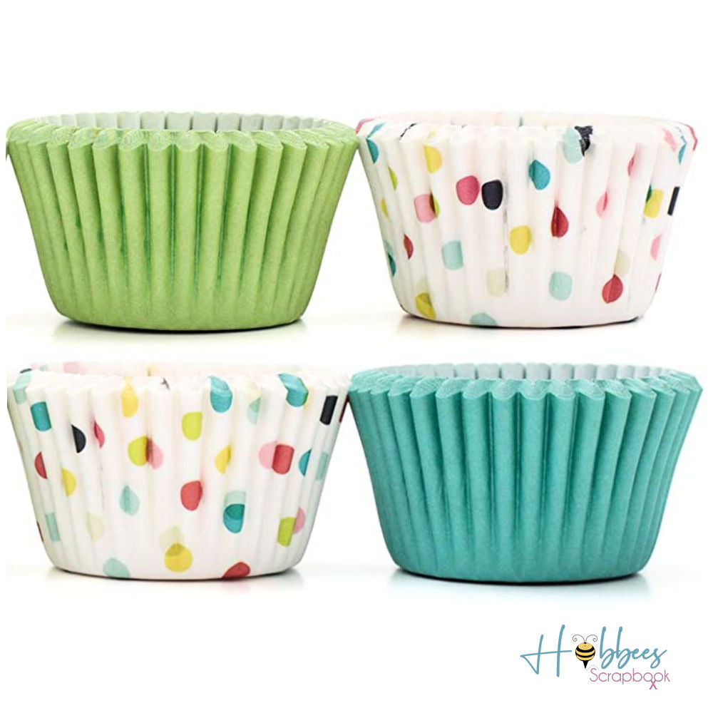 Party Baking Cups / Capacillos Decorativos