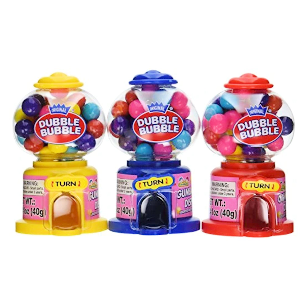 Mini Gumball Machines / Maquinitas para Chicles Mini