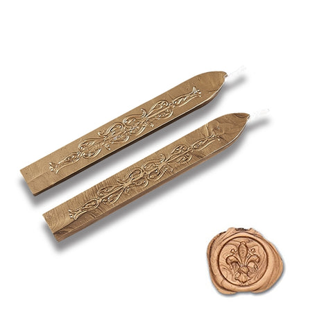 Sealing Wax Gold  / Barra de Lacre para Sellar Dorado