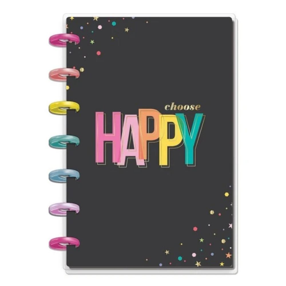 Happy Planner Everyday Mini Notebook  / Planificador Mini Todos los Días