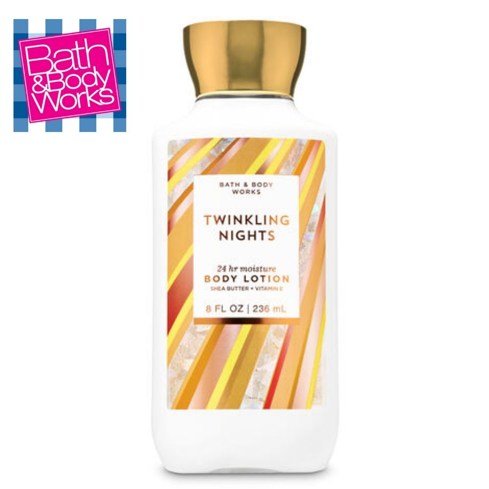 Twinkling Nights Body Lotion / Loción Corporal Humectante