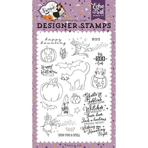 Ghosts & Goblins Stamps / Sellos de Fantasmas y Duendes
