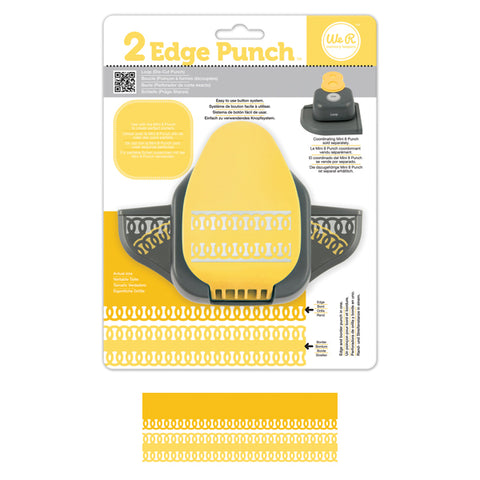 2 Edge Punch Loop / Perforadora de Orilla y Tiras de Bucle - Hobbees