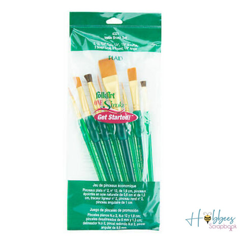 Value Brush Set / Set de Pinceles de Promoción