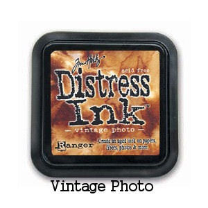 Cojin de tinta para sellos / Distress Vintage Photo - Hobbees