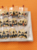 Animal Mascarade Jack O Lantern Treat Bags /  Bolsas para Dulces  Calabaza - Hobbees - 3