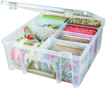 Super Satchel Double Deep / Caja Organizadora Doble Profundidad - Hobbees - 1