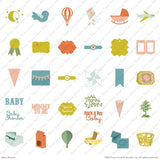 Baby Shower Cartridge / Cartucho Baby Shower - Hobbees - 2
