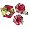 Hexagon Petal Envelope / Cajita Hexagonal Petalos - Hobbees - 4