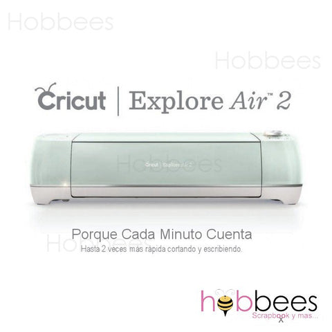 Cricut Explore Air 2 Mint Machine / Plotter de Corte