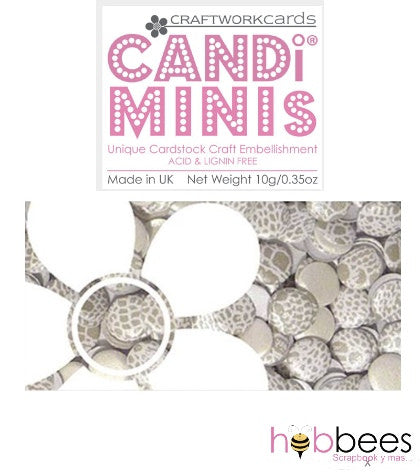 Chantilly Olive Candi Minis - Hobbees