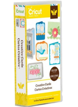 Creative Cards Cartridge / Cartucho  Tarjetas Creativas - Hobbees