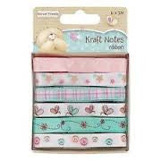 Forever Friends Ribbon / Listones Decorados - Hobbees - 1