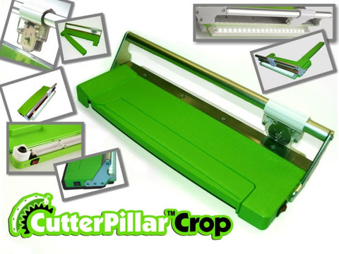 Cortadora de Papel / Cutterpillar Crop Trimmer - Hobbees