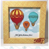 Happy Frame XL Die / Suaje de Marco