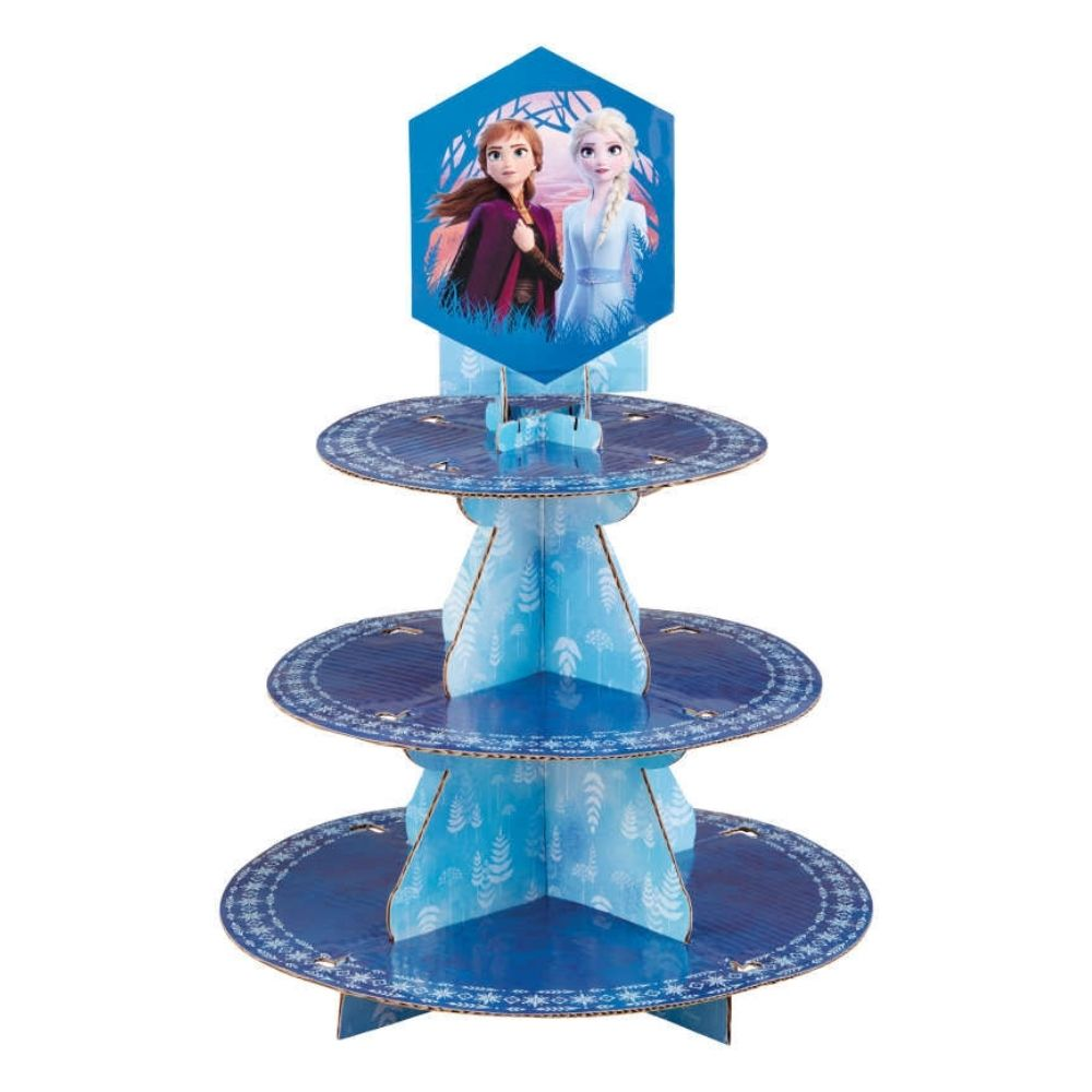 Frozen 2 Treat Stand / Base Para Cupcakes Frozen 2
