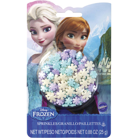 Frozen Sugar Sprinkles / Granillo de Azúcar Decorativo