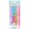 Unicorn Stripe Treat Bag Kit / Kit de Bolsas Unicornio