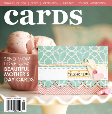Cricut Cards May 2012 Magazine / Revista de Ideas para Tarjetas - Hobbees