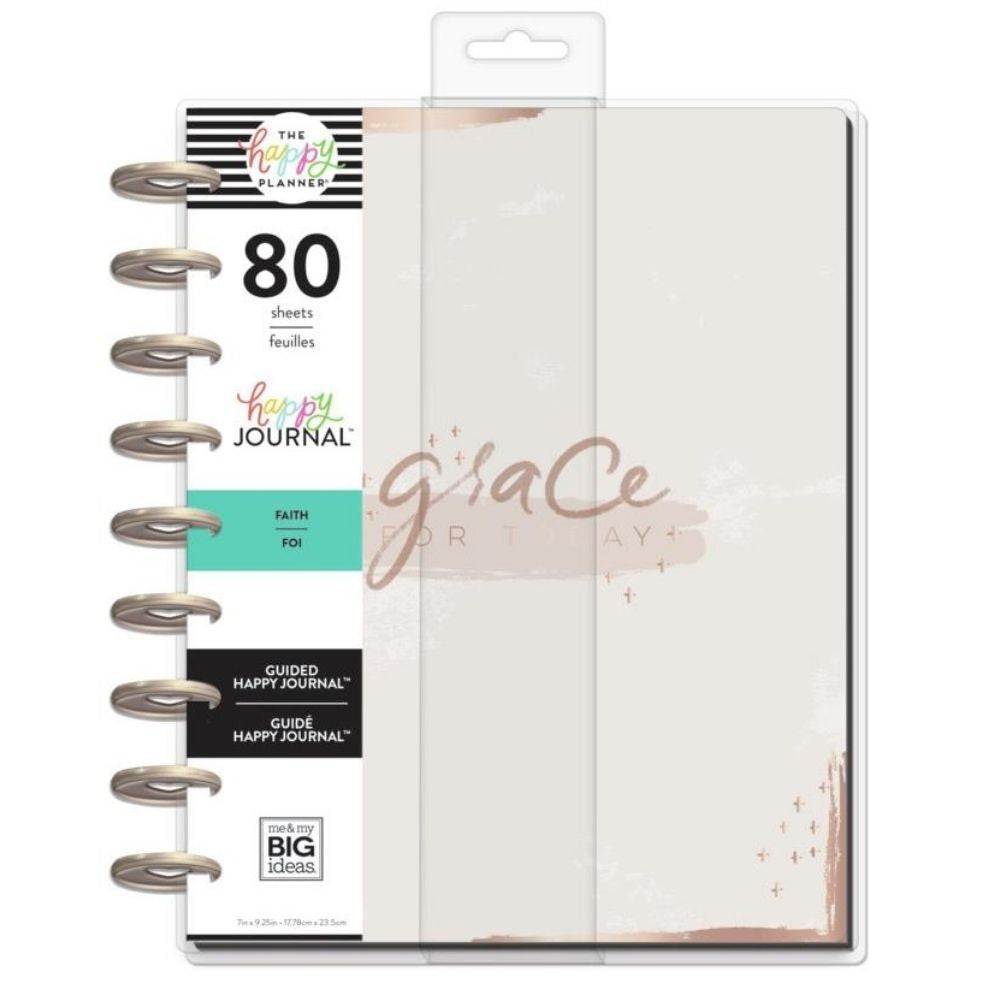 Happy Planner Grace For Today Undated Planner /  Agenda Planificadora 4 Meses de Gracia