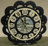 Suaje de Corte de Reloj / Craftables Clock Work Die - Hobbees - 3