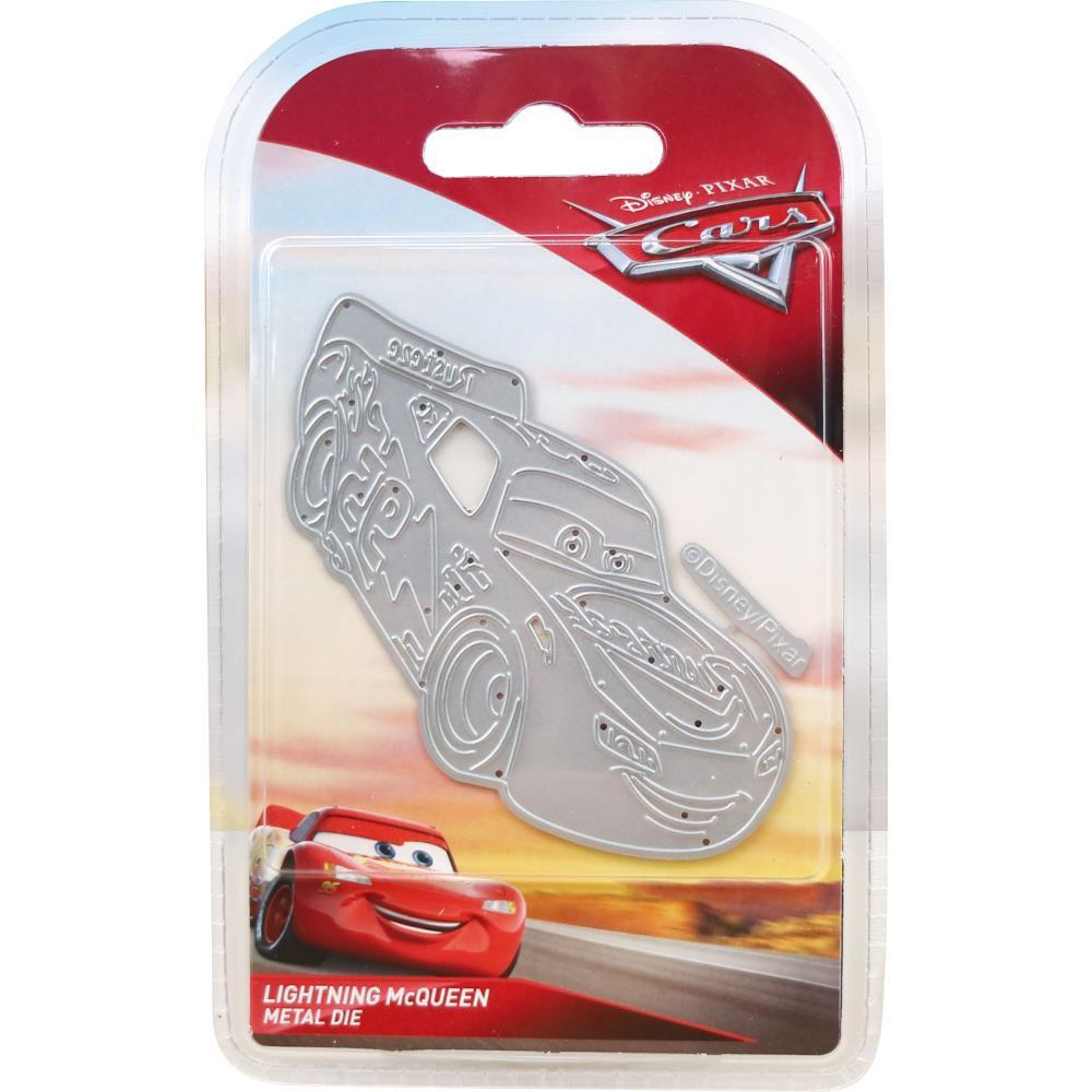 Lightning McQueen Cars Die / Suaje de Rayo Mac Queen