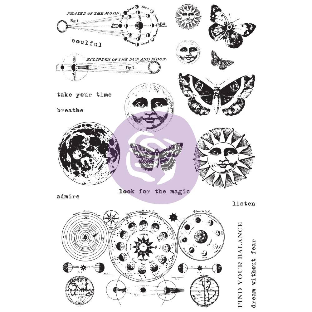 Dream Without Fear Planner Stamps / Sellos para Planificador