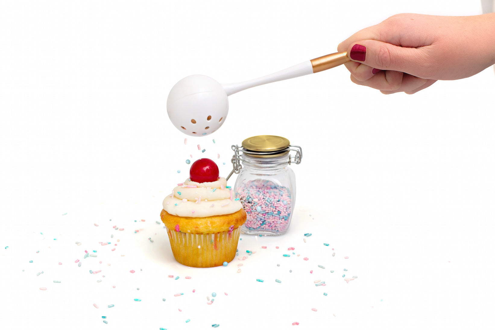 Sprinkle Magic Wand / Varita Mágica de Chispitas