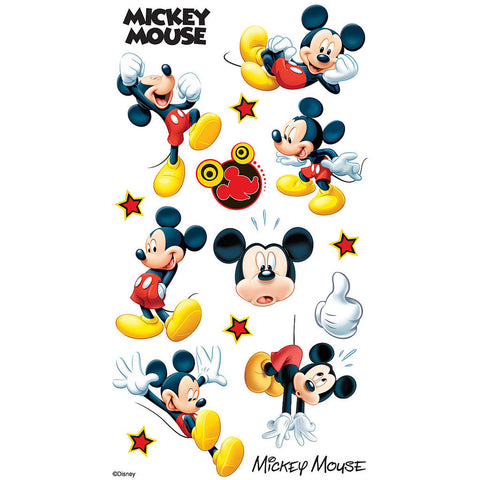 Mickey Stickers  / Estampas de Mickey Mouse