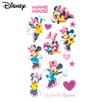 Minnie Mouse Stickers  / Etiquetas de Minnie