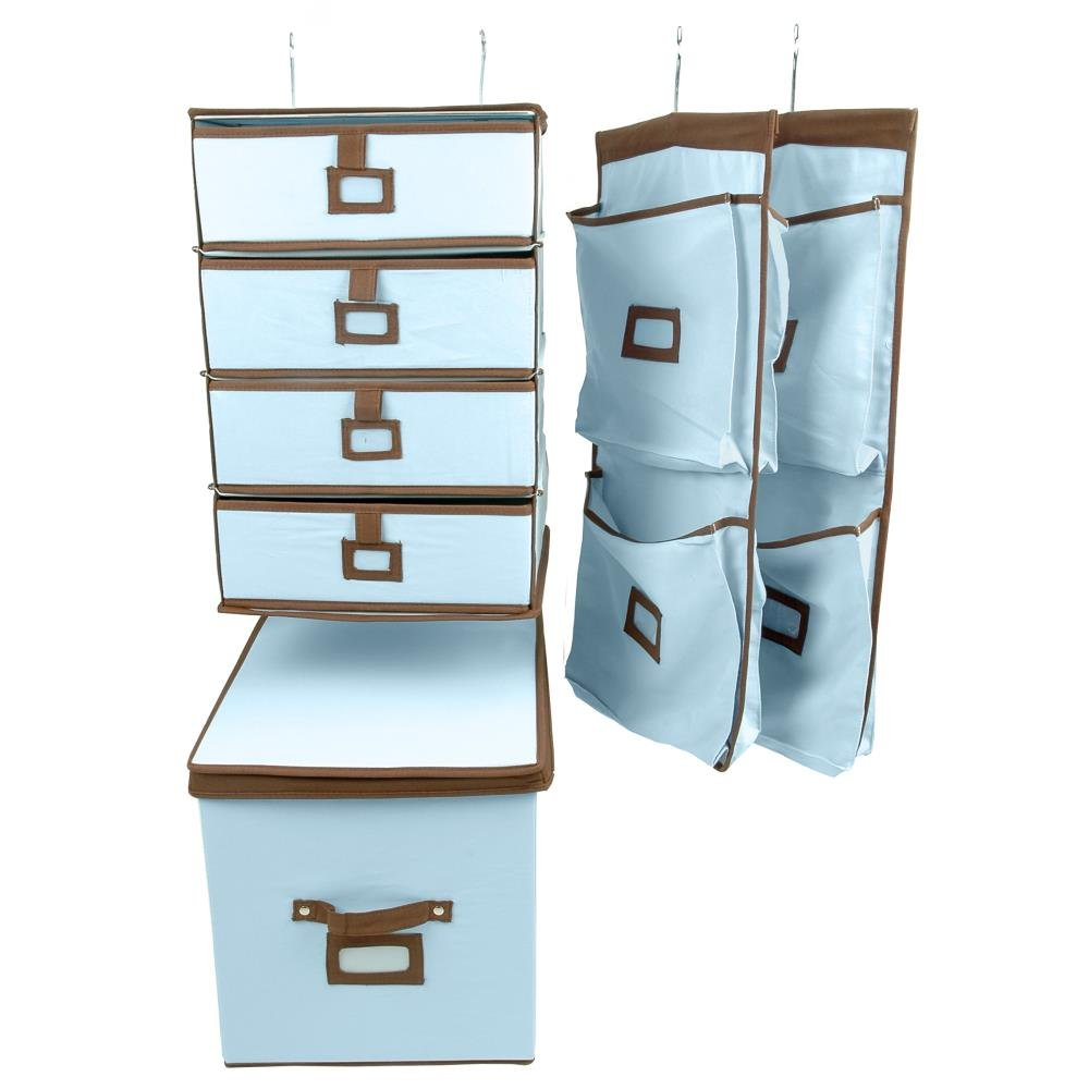 2 Sided Hanging Paper Organizers / Organizadores de Papeles Verticales 2pz