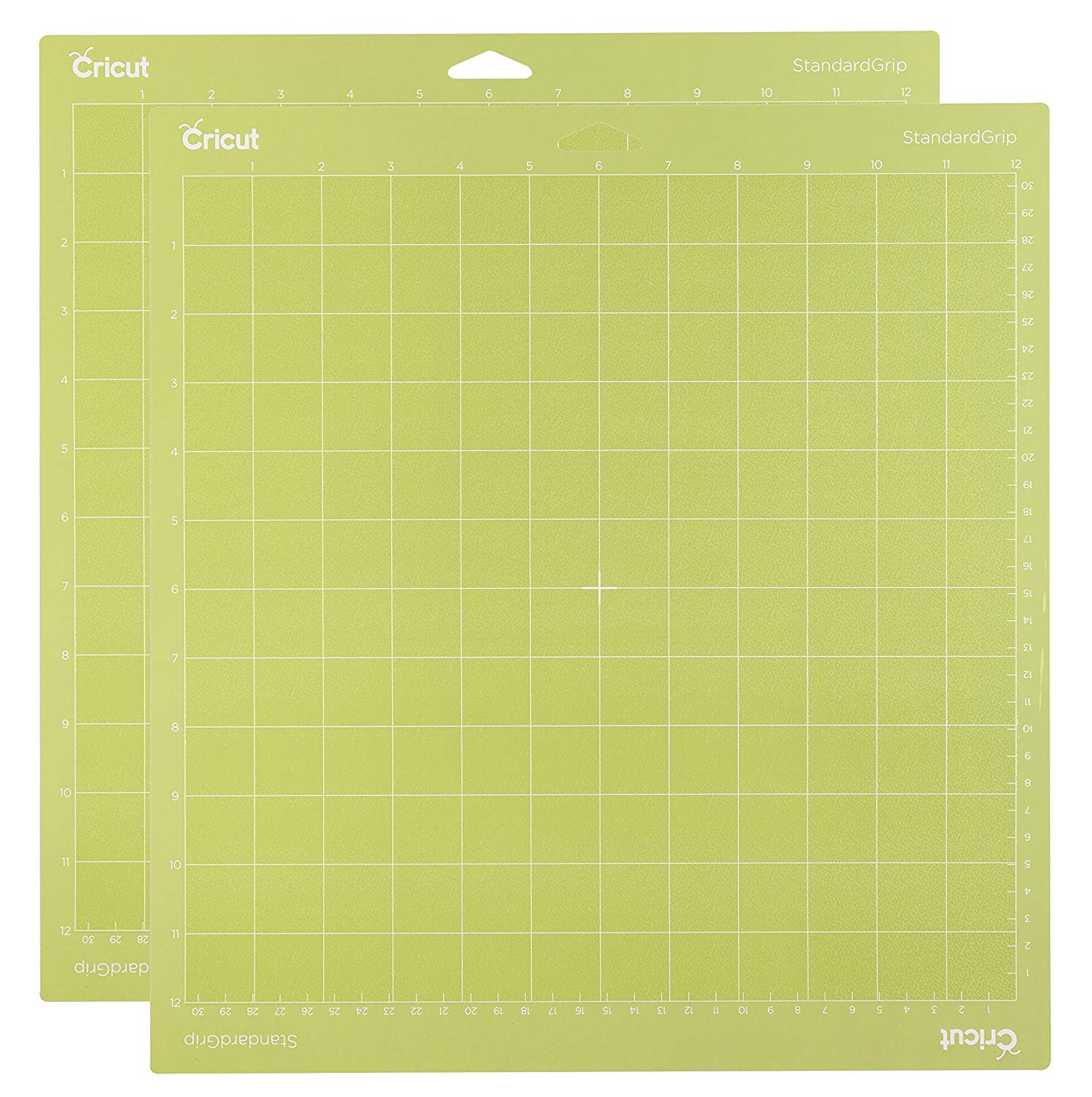 "Cricut Cutting Mats 12""X12"" Standard Grip / 2 Tapetes Cricut 12"""