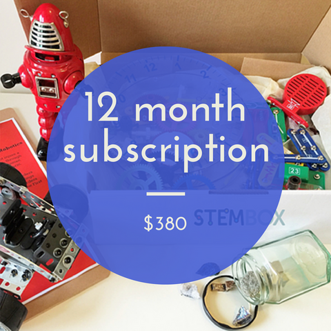 YEARLY SUBSCRIPTION - STEM Box Australia