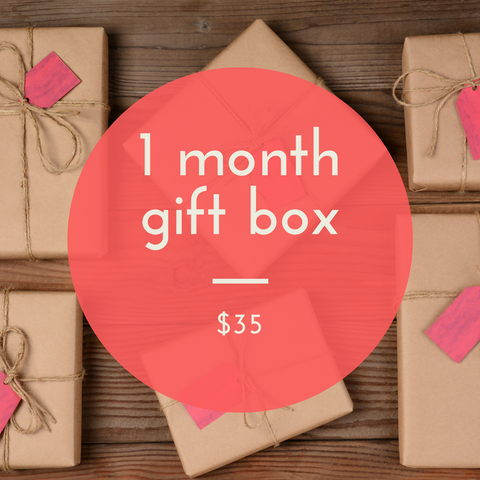 1 MONTH GIFT BOX - STEM Box Australia