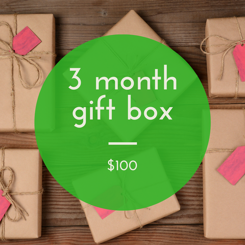 3 MONTH GIFT BOX - STEM Box Australia
